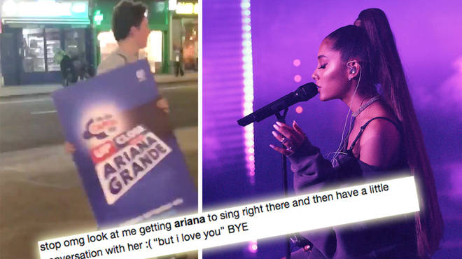 Arianators are the MOST dedicated fans!
