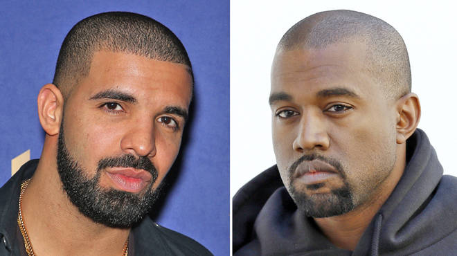 Kanye West Apologises To Drake On Twitter