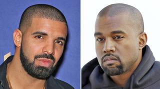 Kanye West Apologises To Drake On Twitter