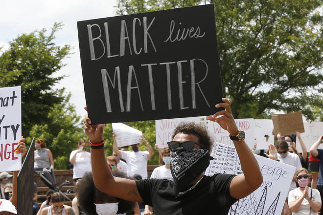 People all over the world have taken part in protests to support Black Lives Matter
