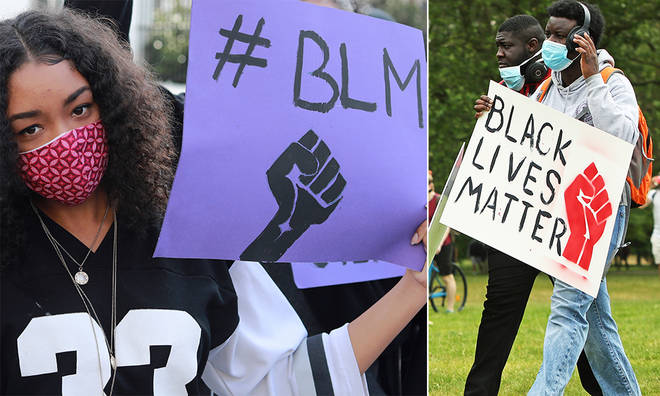 How to support Black Lives Matter in the UK