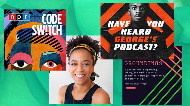 Podcasts to widen your understanding of anti-racism