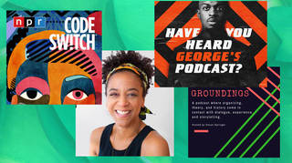 Podcasts to listen to on anti-racism