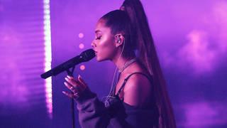 Ariana Grande Live At Capital Up Close