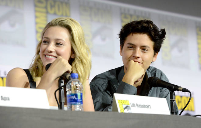 Lili Reinhart split from Cole Sprouse