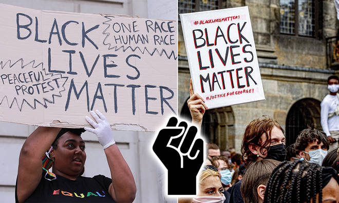 Here's an easy way to show support for BLM at no cost