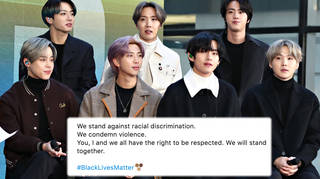 BTS speak out in support of Black Lives Matter & donate to organisations