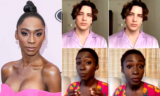Angelica Ross has actively supported the Black Lives Matter movement