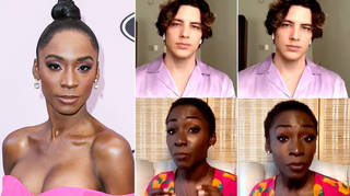 Angelica Ross told Cody Fern about racism 'behind the badge'