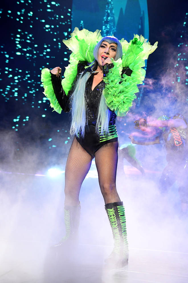 Lady Gaga has been vocal in supporting Black Lives Matter