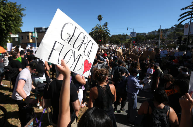 Protests against George Floyd's death have swept across the globe