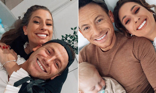 Inside Stacey Solomon and Joe Swash's relationship as they take part in Celebrity Gogglebox