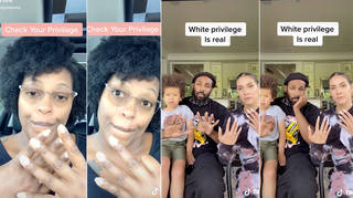 TikTok's 'check your privilege' challenge has been outlining white privilege