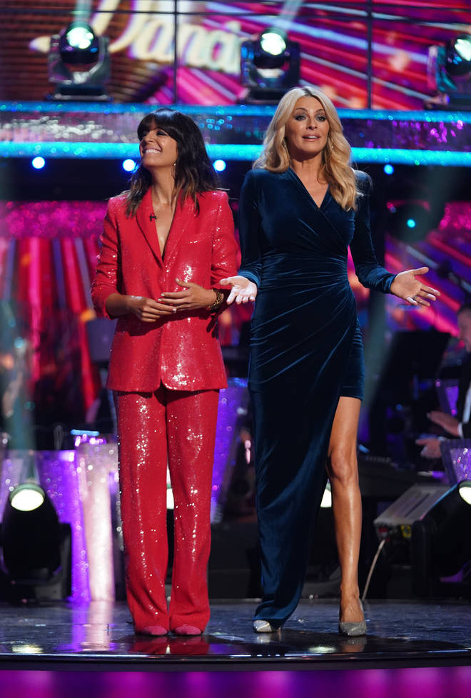 Claudia Winkleman and Tess Daly will be hosting a very different Strictly this year