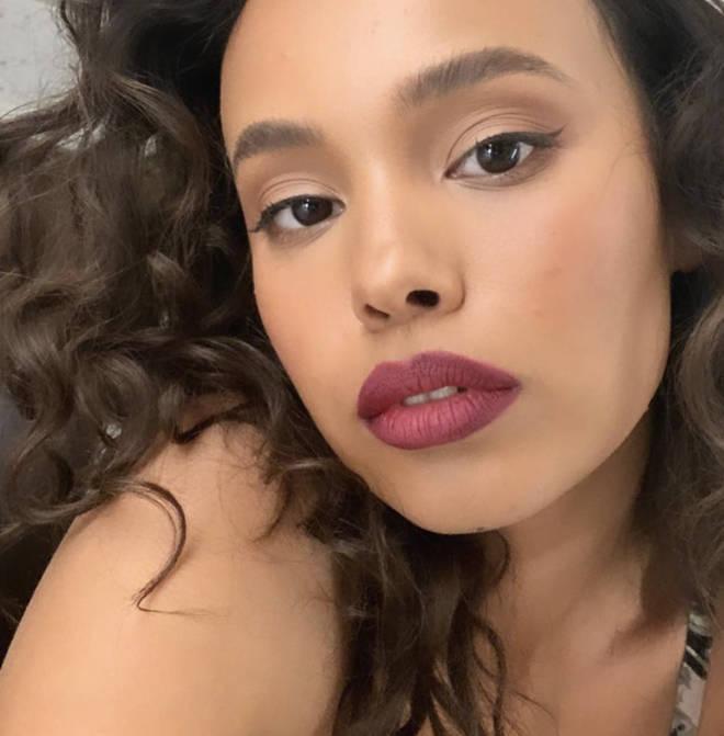 Alisha Boe stars in 13 Reasons Why