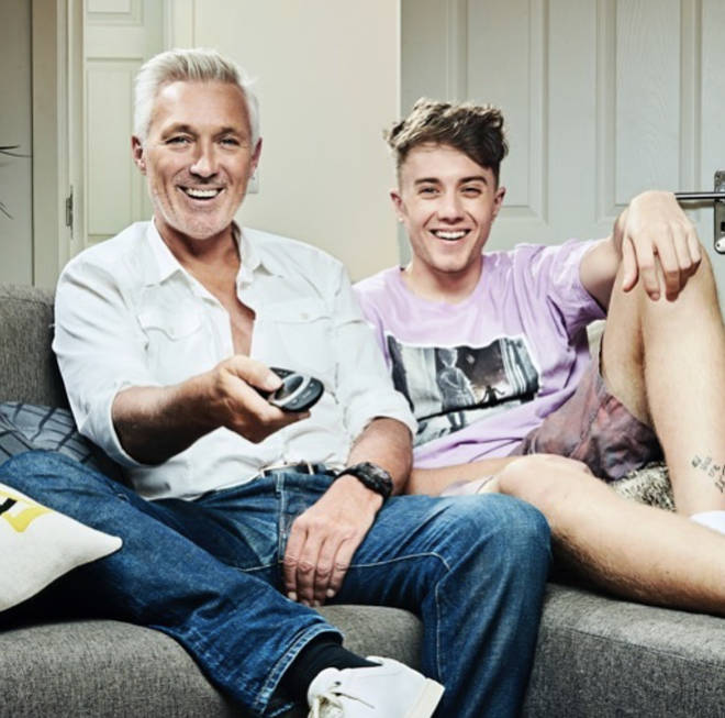 Roman and dad Martin Kemp are joining a number of stars to appear on Celebrity Gogglebox