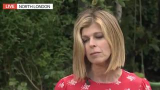 Kate Garraway returned to Good Morning Britain