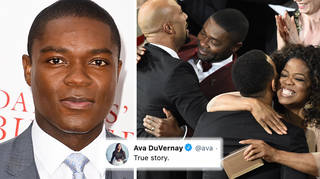 'Selma' cast reprimanded by Oscar's for wearing 'I Can't Breathe' t-shirts
