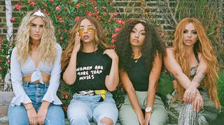 Little Mix Tease Fans With #WaitOnIt Hashtag