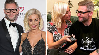 Denise Van Outen and her boyfriend Eddie are appearing on the 2020 series of Celebrity Gogglebox.