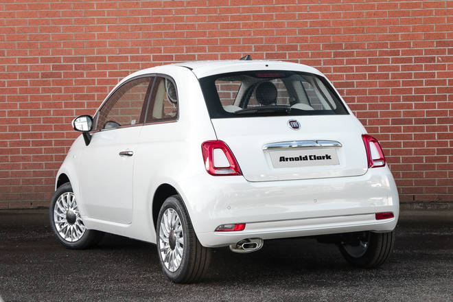 Fiat 500 Competition