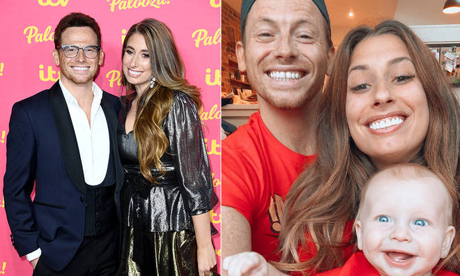 Joe Swash and Stacey Solomon will be joining the cast of Celebrity Gogglebox