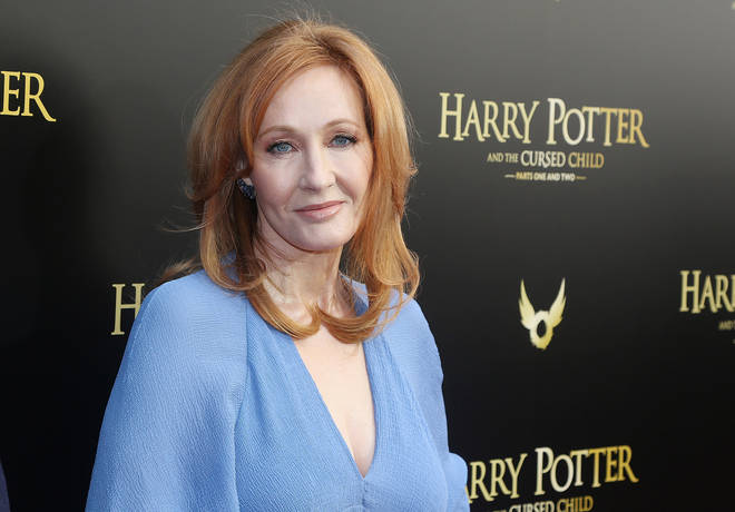 J.K. Rowling came under fire for transphobic tweets