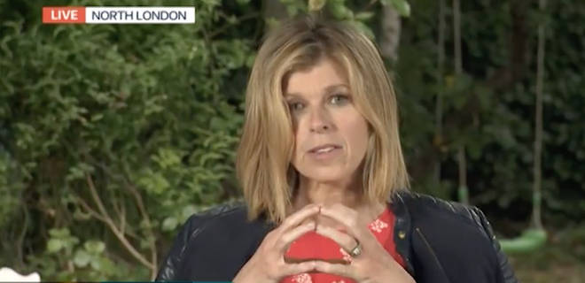 Kate Garraway shares frequent updates on her husband's condition