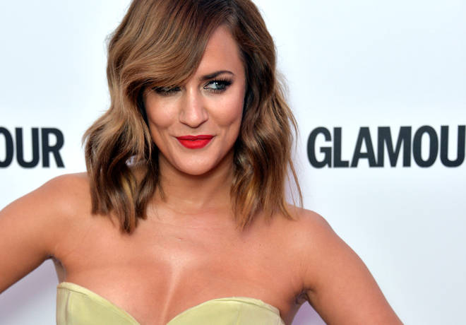 Caroline Flack a the Glamour Women Of The Year Awards - Red Carpet Arrivals