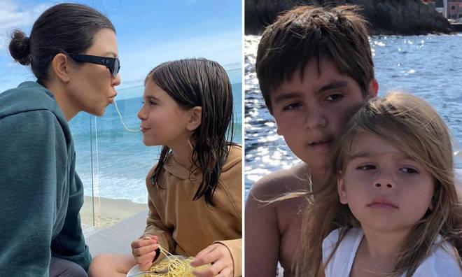 Kourtney Kardashian Kids: How Many Children Does She Have ...