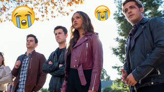 13 Reasons Why viewers left heartbroken at series finale