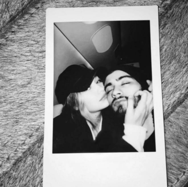 Gigi Hadid and Zayn Malik tend to keep their relationship out of the spotlight