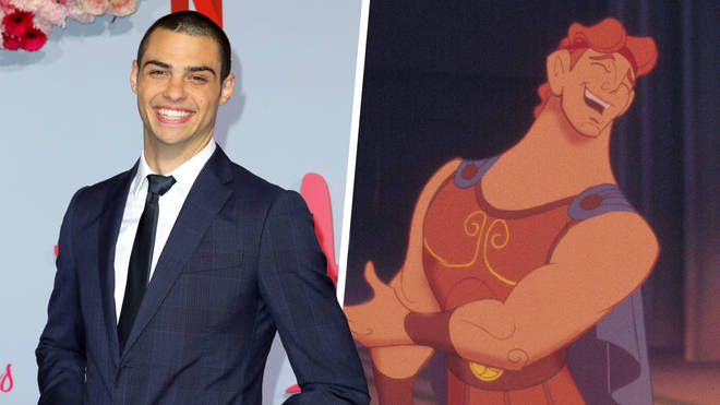 Noah Centineo was seemingly cast as Hercules in the live-action adaptation