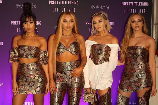 Leigh-Anne Pinnock said Little Mix tour in predominately white countries