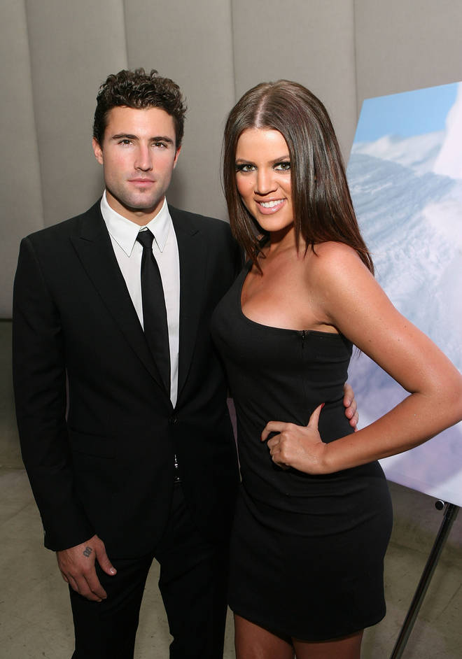 Brody Jenner and Khloe Kardashian in 2009