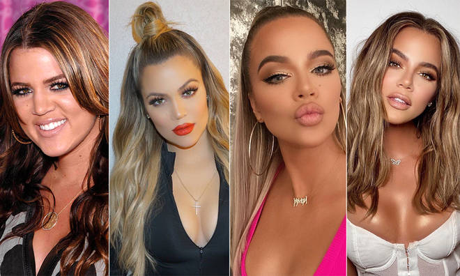 Khloe Kardashian has had a number of iconic transformations throughout her time in the public eye