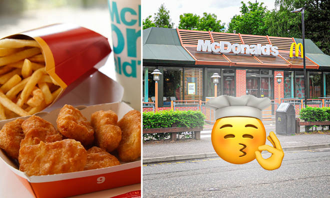 McDonald's was forced to close its doors in March due to coronavirus.