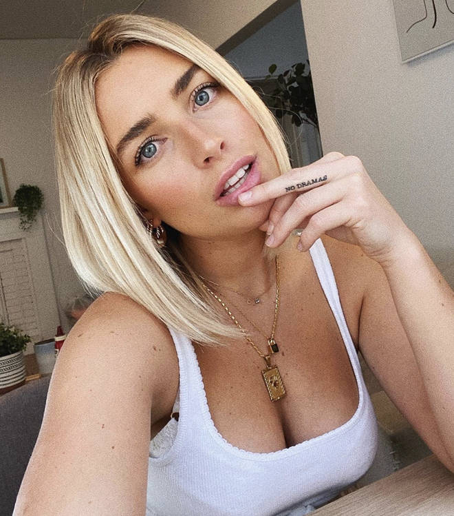 Love Island's Cassidy was 23 on the show and is now Instagrammable