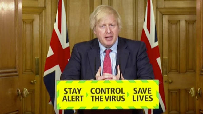 Boris Johnson announces 'support bubble' proposals