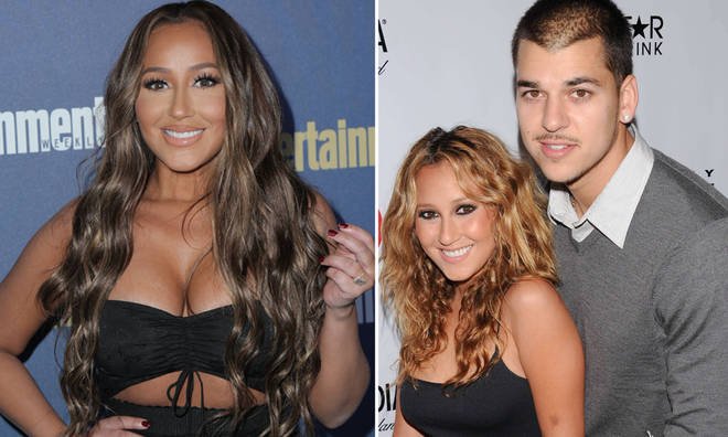 Adrienne Bailon dated Rob Kardashian back in the day. But where is she now?