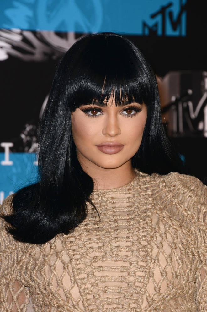 Kylie Jenner admitted getting lip filler in 2015