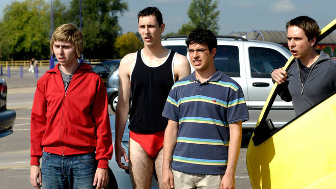 The Inbetweeners has been removed from YouTube