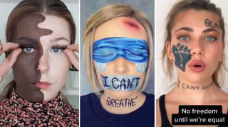 Influencers Black Lives Matter 'glam' is doing nothing to help the movement