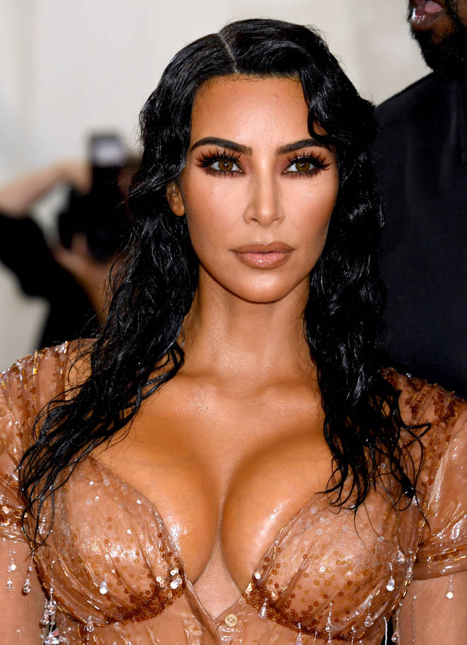 Kim Kardashian launched her shapewear brand, Skims, in 2019.