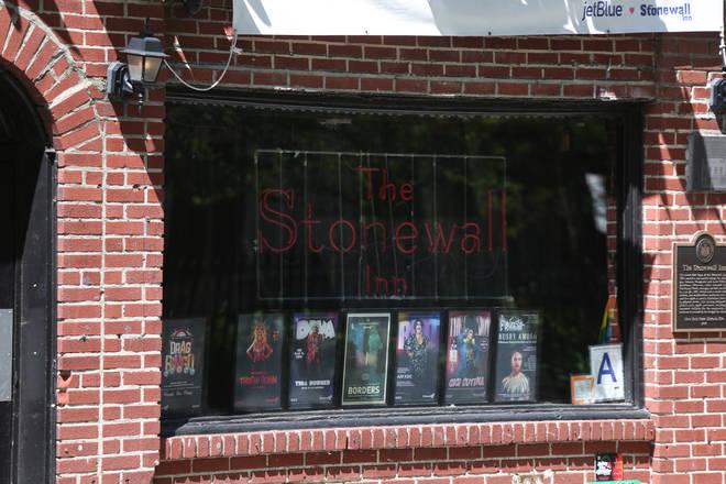 The Stonewall Inn- New York City