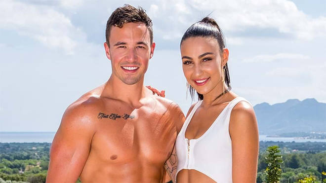 Tayla and Grant won Love Island Australia 2018