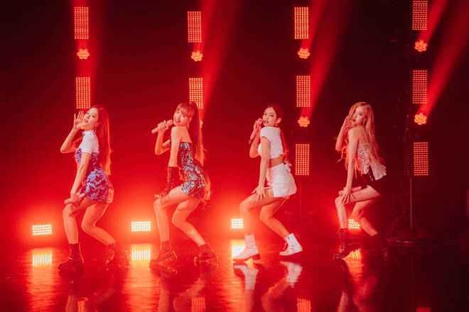 Blackpink's first full-length album is coming later in 2020