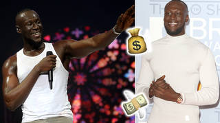 Stormzy has raked in a huge net worth over the years