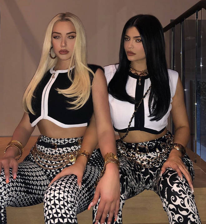 Kylie and Stassie both have 'Stormi' tattooed on their arms