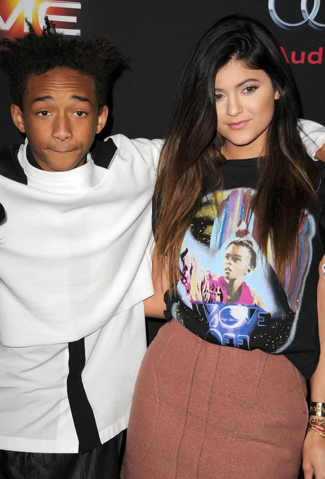 Jaden Smith is also Kylie Jenner's ex boyfriend